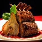 Rib roast — Stock Photo