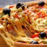 Italian pizza — Stock Photo #8393383