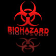 Royalty-Free Stock Photo: Biohazard sign