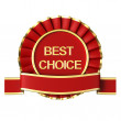 Red Ribbon Award — Stock Photo