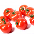 Isolated tomato — Stock Photo #10097408