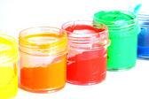 Paleta barev barvy — Stock fotografie