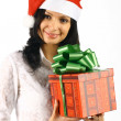 Royalty-Free Stock Photo: Christmas girl