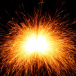 Sparks background — Stock Photo #10643461