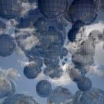 Sphere background — Stock Photo #10645068