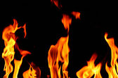 Plamen ohně — Stock fotografie