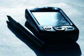бизнес звонки — Стоковое фото