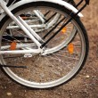Bicycles — Stock Photo #8001923