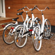Bicycles — Stockfoto #8001925