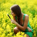 Botaniker — Stockfoto