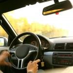 Driver — Stock Photo #8565165