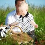 Family picnic — Stock Photo #8566167