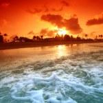 Ocean sunrice — Stock Photo #8925275