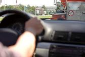 Driver — Stock Photo
