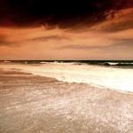 Ocean sunrice — Stock Photo #9053423