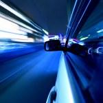 Night car drive — Stock Photo #9053445