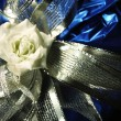 Stock Photo: Gift bow