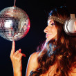 Disco girl — Stock Photo #9267740