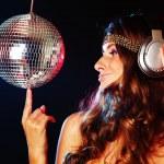 Disco girl — Stock Photo #9267740