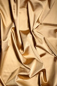 Gold textile — Stock Photo