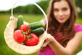 Verduras — Foto de Stock