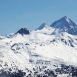 Top of mountains — Stock Photo #9495298