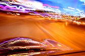 Speed drive — Stock Photo