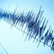 Sound wave - Stock Photo