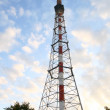 Tv tower — Stock Photo #9799212