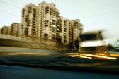 Trafic routier — Photo