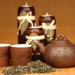 China tea — Stock Photo #9918001