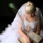 Bride diary — Stock Photo #9987764
