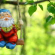 Garden dwarf — Stock Photo #9988517