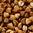 Buckwheat background - Foto Stock