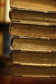 Books of wisdom — Stock Photo