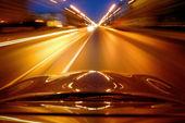 Speed drive — Stockfoto