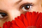 Oči — Stock fotografie