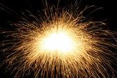 火花の背景 — ストック写真