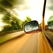 Notwendigkeit an der geschwindigkeit — Stockfoto