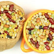 Soup Mix from fourteen legumes. — Stockfoto