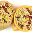 Soup Mix from fourteen legumes. — Stock Photo