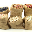 Постер, плакат: Different kinds Beans