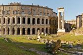 Oude rome ruïnes — Stockfoto