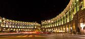 Piazza della Repubblica — Stock Photo