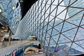 Myzeil shopping center — Fotografia Stock