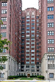 Condominio di chicago — Foto Stock