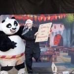 Постер, плакат: Kung fu Panda experience