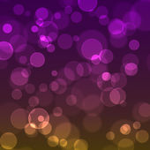 Blurred sparkles on a gradient — Stock Photo