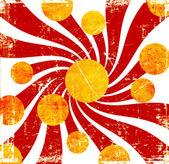 Grunge swirl background — Stock Photo
