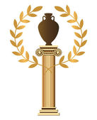 古色古香的希腊符号 — 图库矢量图片